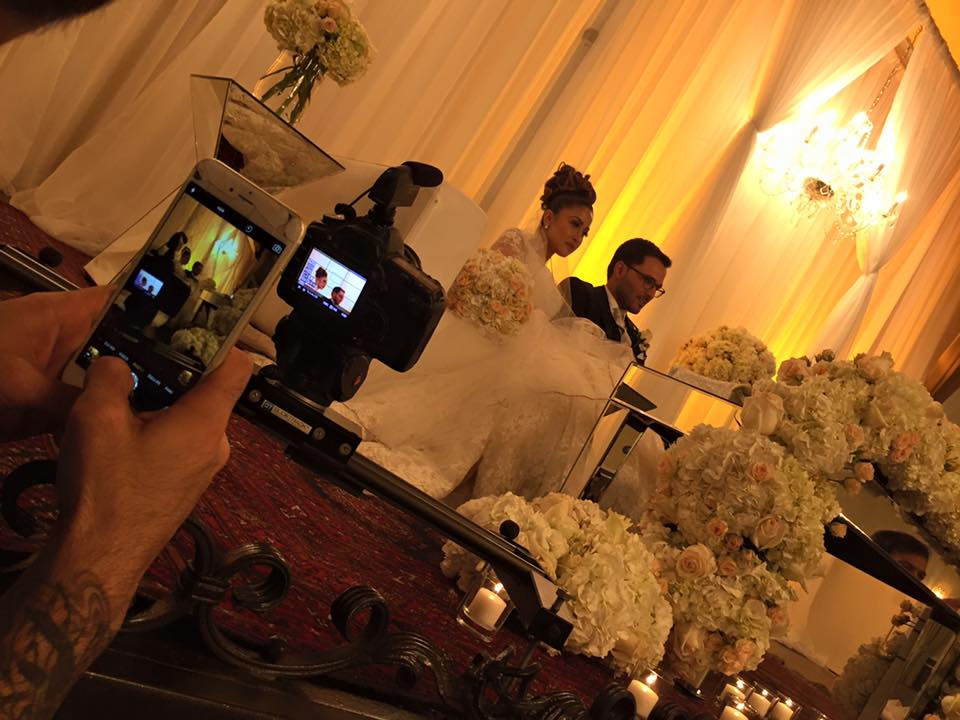 Kj2 Productions Wedding At The Mirage Banquet Hall